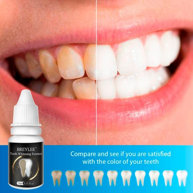 Whitening Essence Cleaning Gel for Teeth