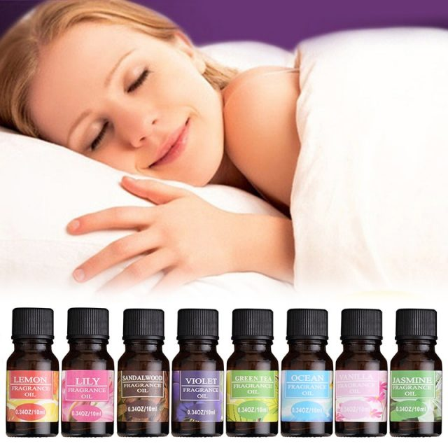 Pure Essential Oils for Aromatherapy Diffusers