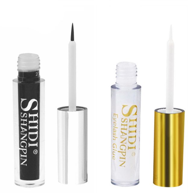 5 ml Clear or Black Eyelash Adhesive