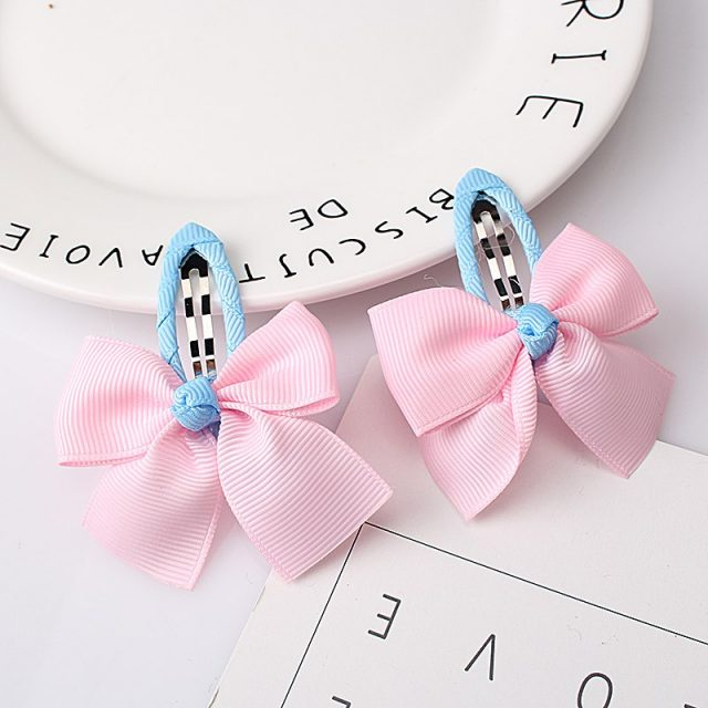 Girl's Ice Cream Hair Accessories Set