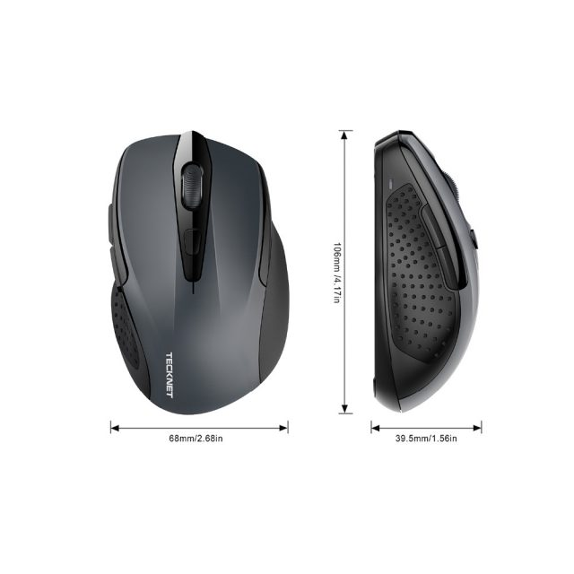 High DPI Bluetooth Wireless Mouse