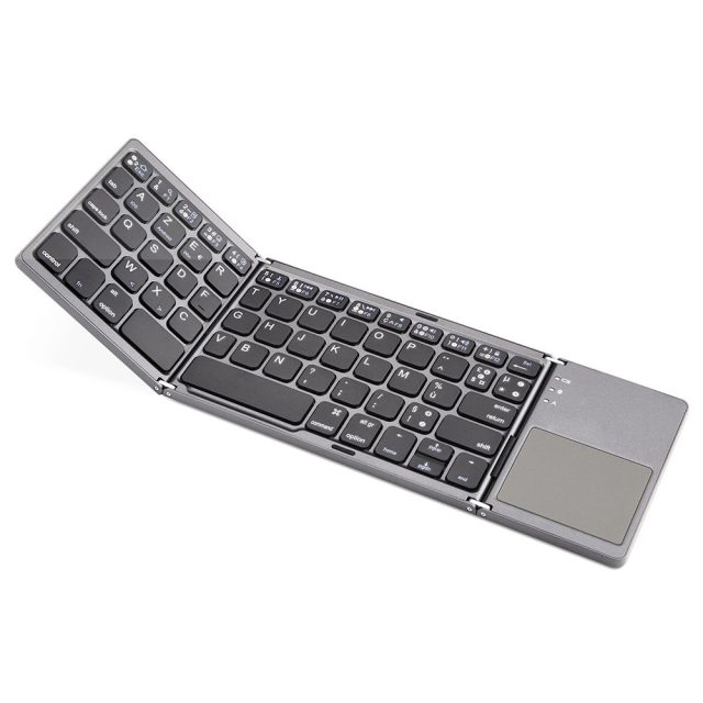 Handy Universal Foldable Wireless Bluetooth Keyboard