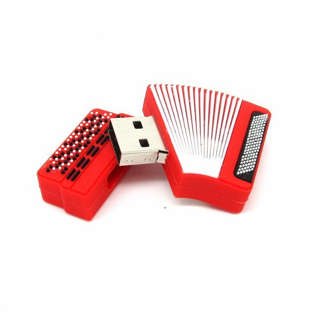 USB Flash Drives Musical Instruments