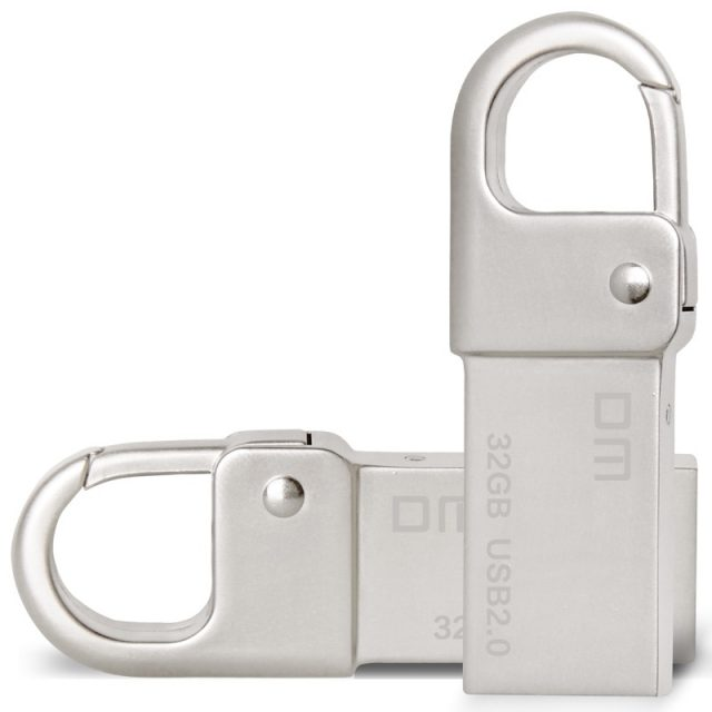 Carabiner USB Flash Drive 8 / 16 / 32 GB