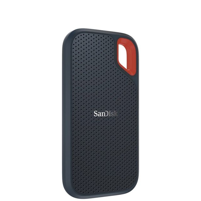 Type-C External SSD with Case