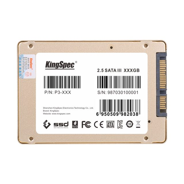 Internal Hard Disk Solid State Drive 500GB, 480GB