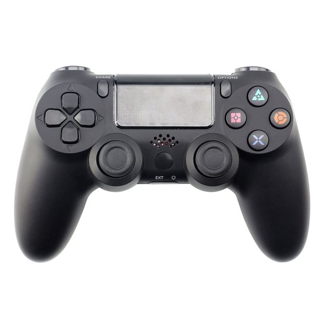 Colorful Bluetooth and USB Controller for PS4