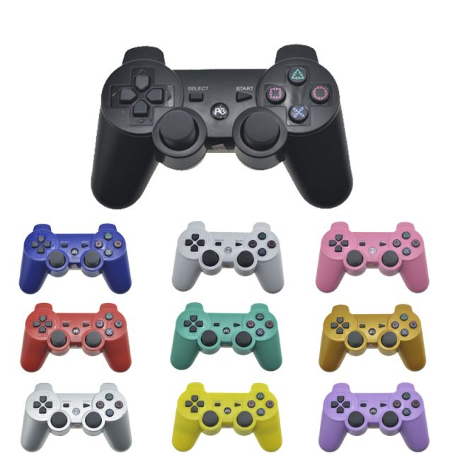 Wireless Bluetooth Controller For PS3