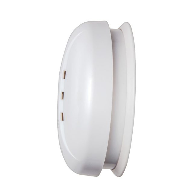 Wireless Portable Fire and Smoke Detector