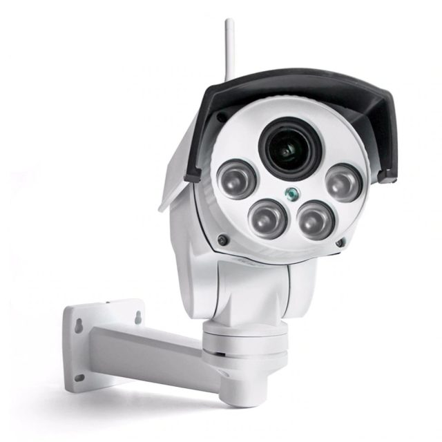 Outdoor 10X Optical Zoom Camera