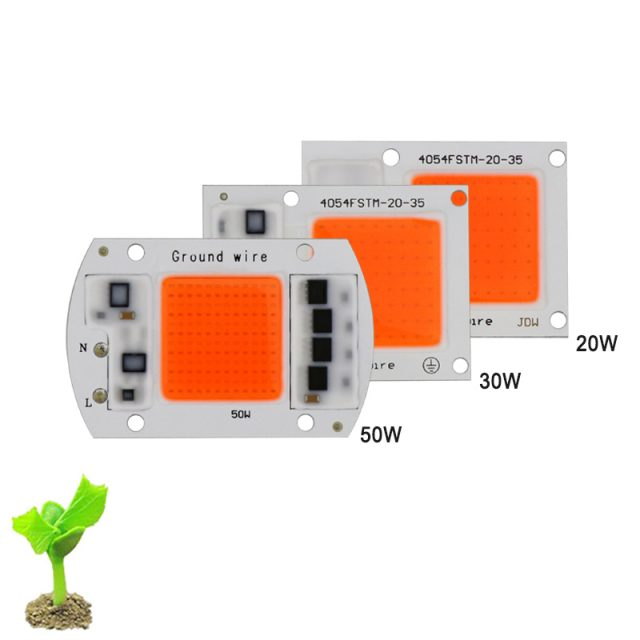 Grow Light Chip