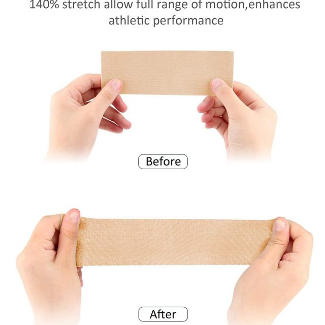 Elastic Support Kinesiology Tape