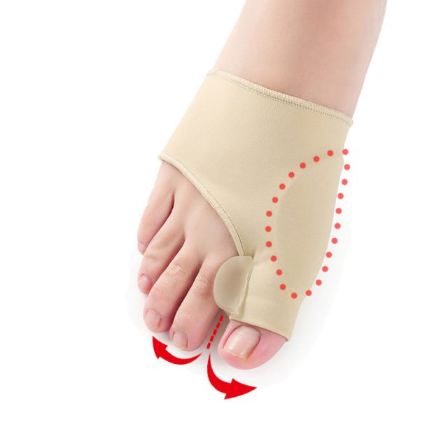 Adjustable Bunion Straightener Socks