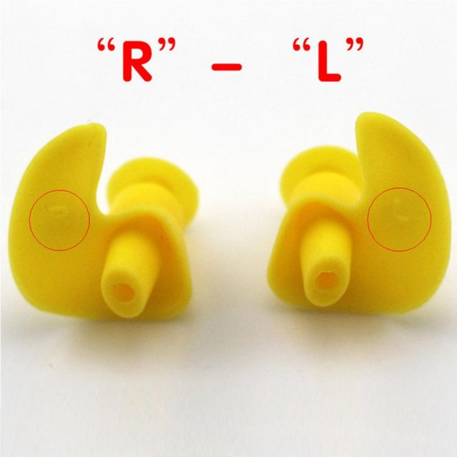 Soft Silicone Ear Plugs