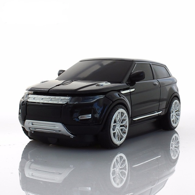 Land Rover Shaped Optical Wireless Mouse