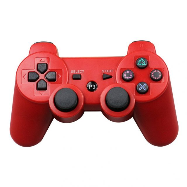 Rechargeable Bluetooth Controller for PS3