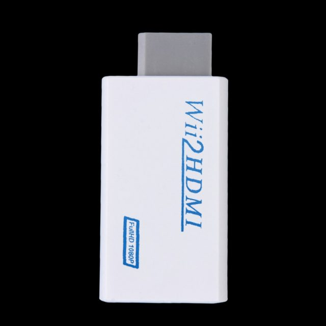 HDMI Converter for Nintendo Wii