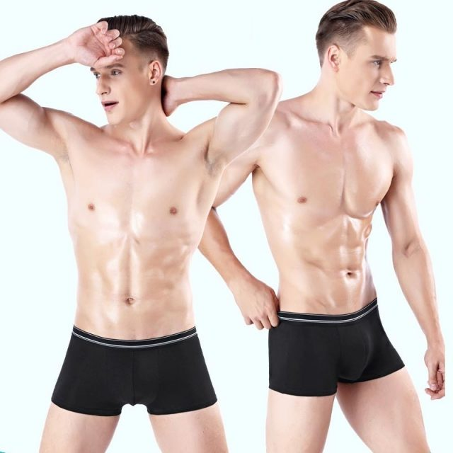 Men's Casual Boxers Set 7 pcs