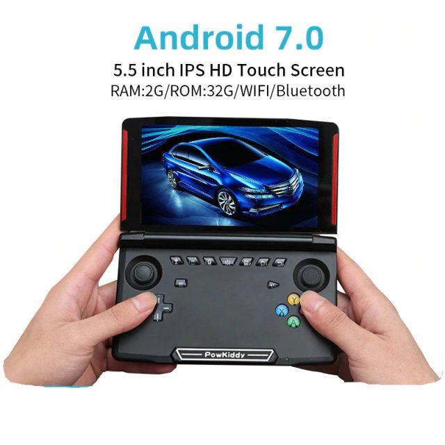 X18 Andriod Portable Game Console 5.5 Inch Screen