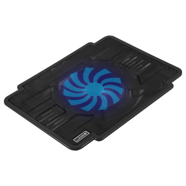 Lightweight Laptop Cooling Pads Single Fans USB Super Cool 5V DC