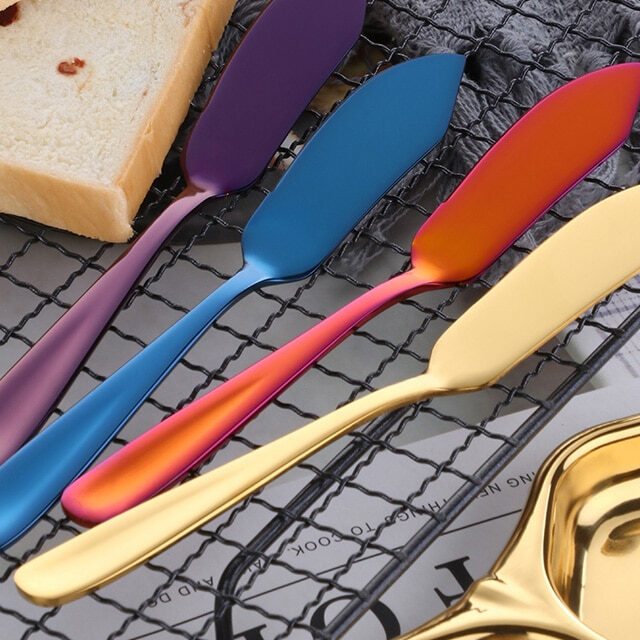 Butter knife in 304 stainless steel Food grade